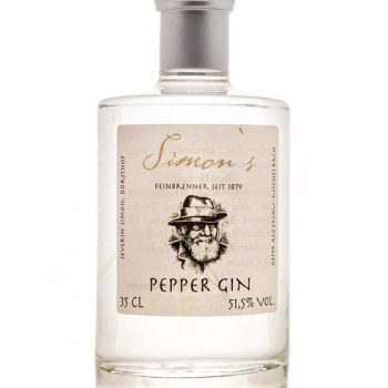 Simon's PEPPER GIN