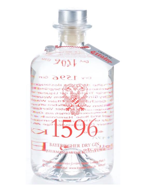gin bayern 0010 Ettaler Gin - Ettaler Gin 1596