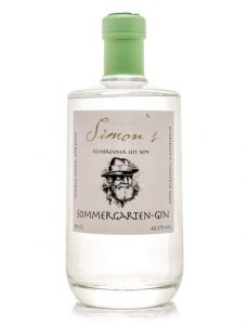 gin bayern 0011 Simon´s Bavarian 228x300 - Simon's SOMMERGARTEN-GIN