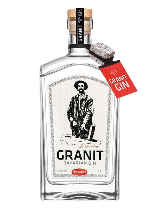 gin bayern 0015 Granit - GRANIT Bavarian Gin