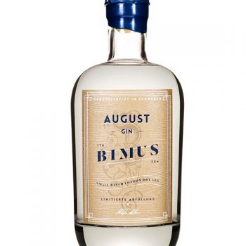 AUGUST GIN BIMUS Distillers Cut