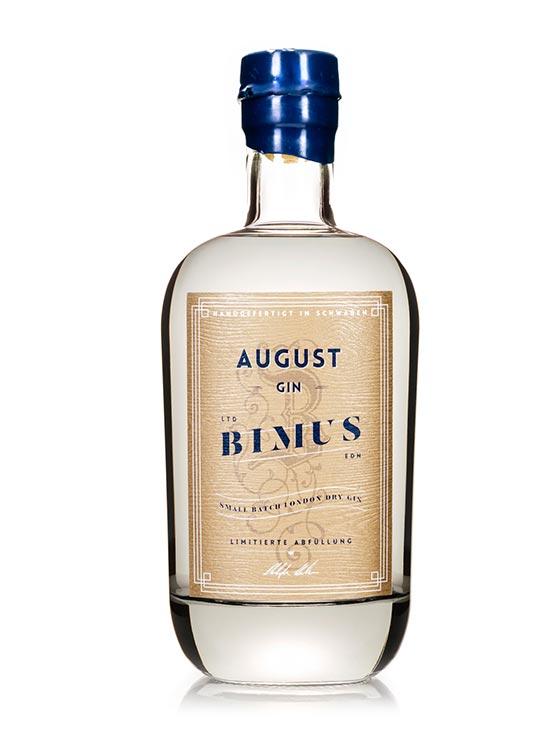 gin bayern august gin bimus - AUGUST GIN BIMUS Distillers Cut