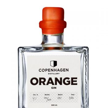 Copenhagen Distillery Orange Gin 350x350 - Cold brewed Tonic Sirup