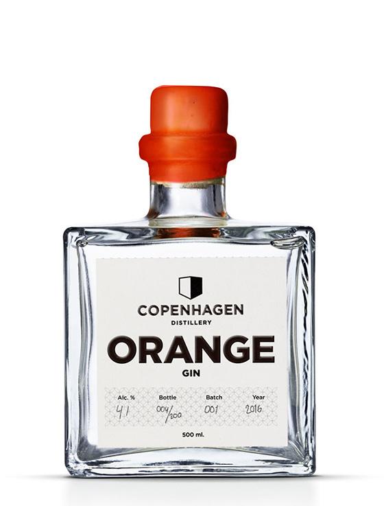 Copenhagen Distillery Orange Gin - Orange Gin