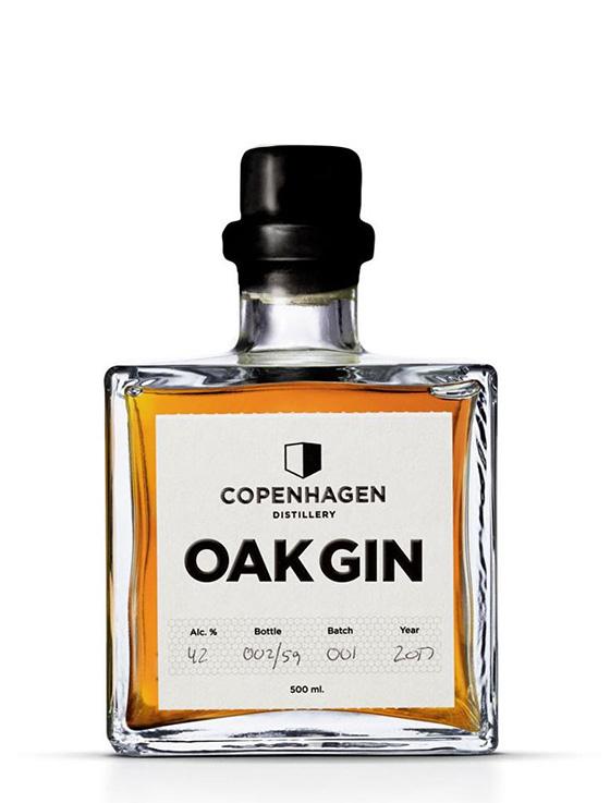 Copenhagen Oak Gin