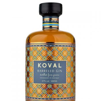 "koval barreled gin 350x350 - DESTILLEUM Michael Mayer London Dry Gin ""Juniper"" Barrel"