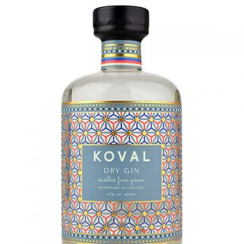 koval dry gin 350x350 - Cold brewed Tonic Sirup