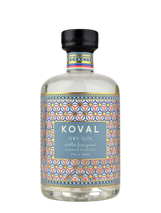 koval dry gin - KOVAL Dry Gin