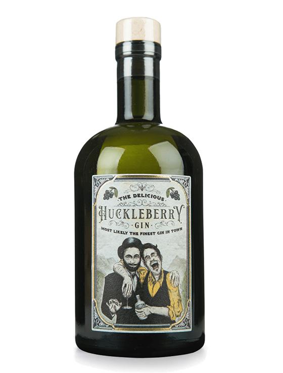 hucklerberry gin - Huckleberry Gin