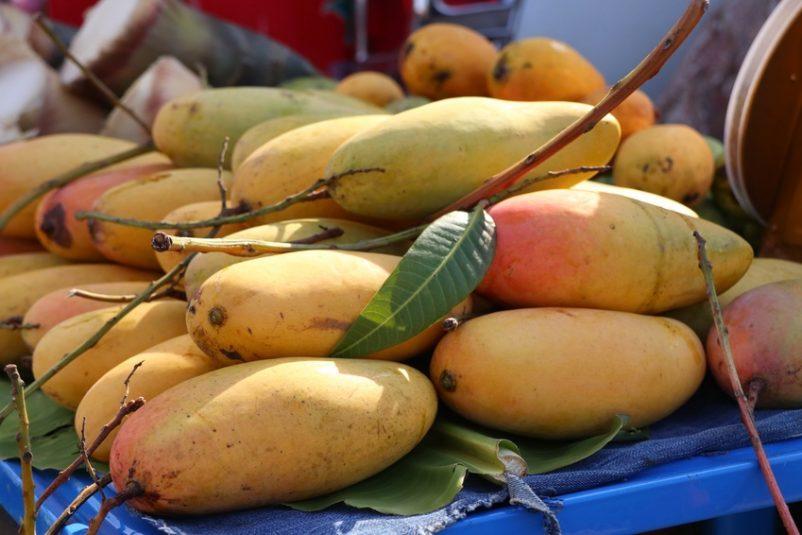 mango 802x535 - Süßkartoffeln vom Grill
