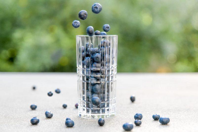"gin blaubeere 9 802x535 - ""Blue Be G Project"" – die Blaubeere im Glas"