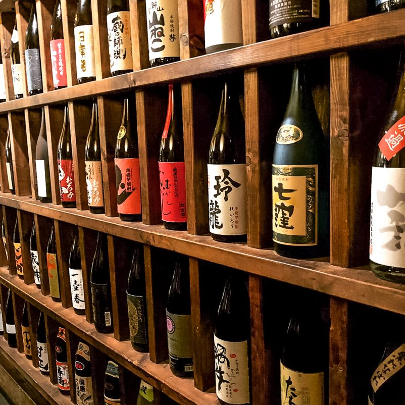 osaka japan 17 802x802 - Sake, Sashimi und Ramen