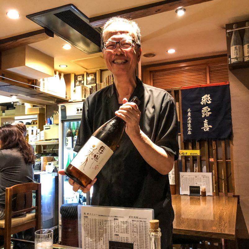 osaka japan 22 802x802 - Sake, Sashimi und Ramen