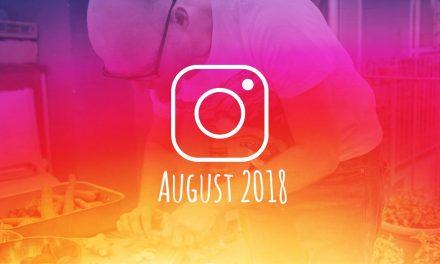 Der August in Bildern