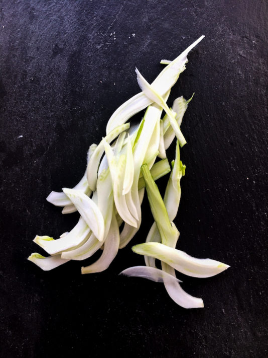Rezept für Nudeln mit Fenchel-Bolognese