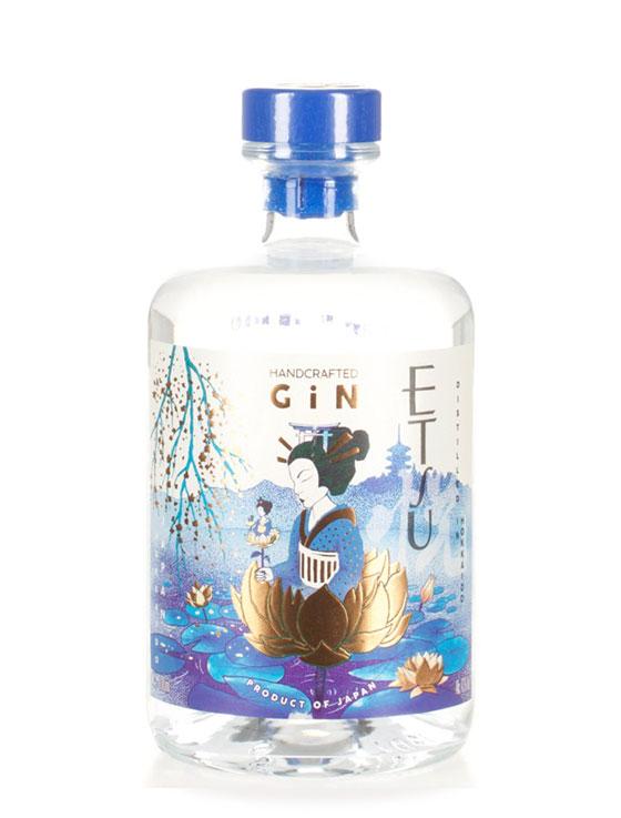 etsu gin - ETSU Handcrafted Gin