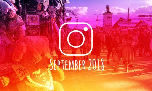 Der September in Bildern