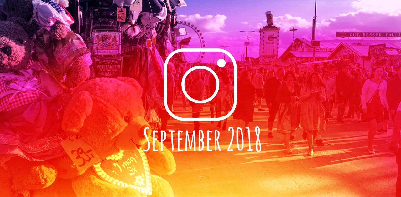 instagram september - Der September in Bildern