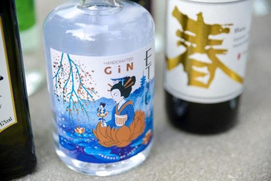 japan gin 3 533x356 - Japanisches Gin Tasting