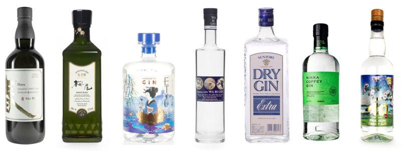 sieben japanische gins 802x301 - Japanisches Gin Tasting