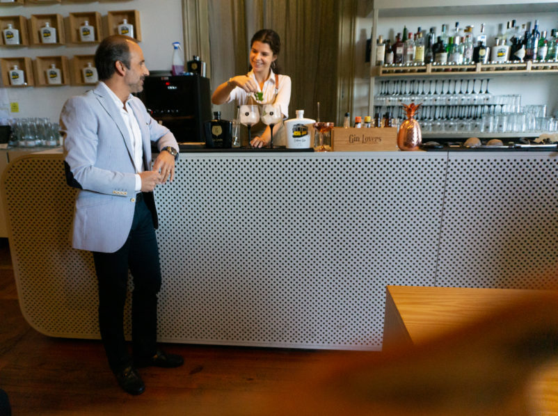 gin lovers 16 802x598 - Gin Lovers, Portugal - ein Gespräch mit Paulo Goncalves