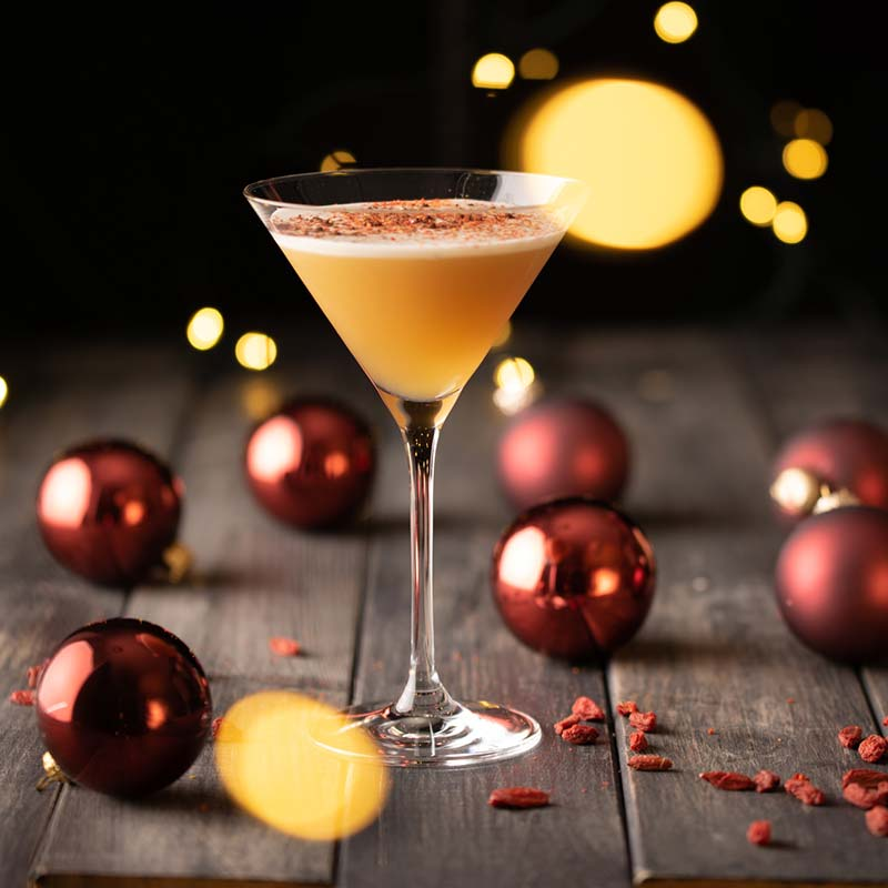 weihnachts cocktail small - Lucki's Winter Dream