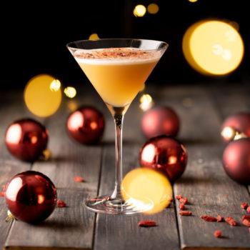 weihnachts cocktail 2 350x350 - Vom Negroni zum Negroconi
