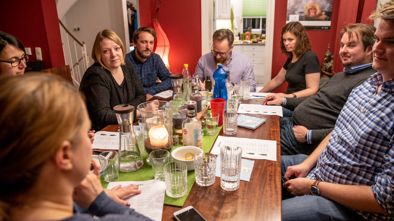 weihnachts gin tasting 13 - Nicht immer ist teuer gut