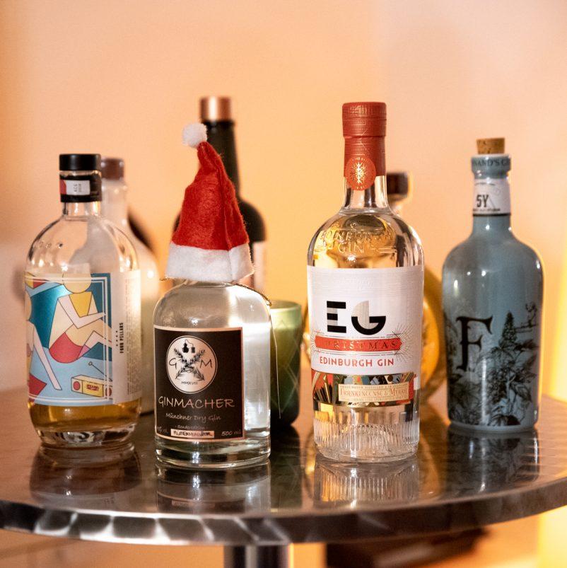 weihnachts gin tasting 802x803 - Nicht immer ist teuer gut