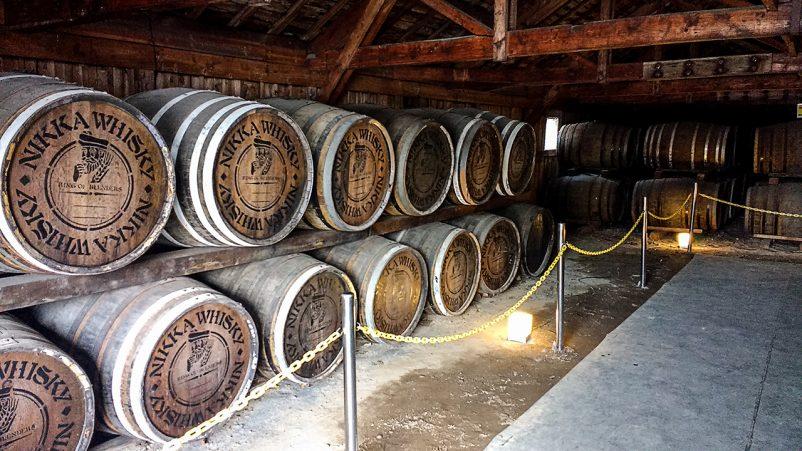 THH NikkaYoichi JuergenLiebenau 04 802x451 - Whisky aus Japan