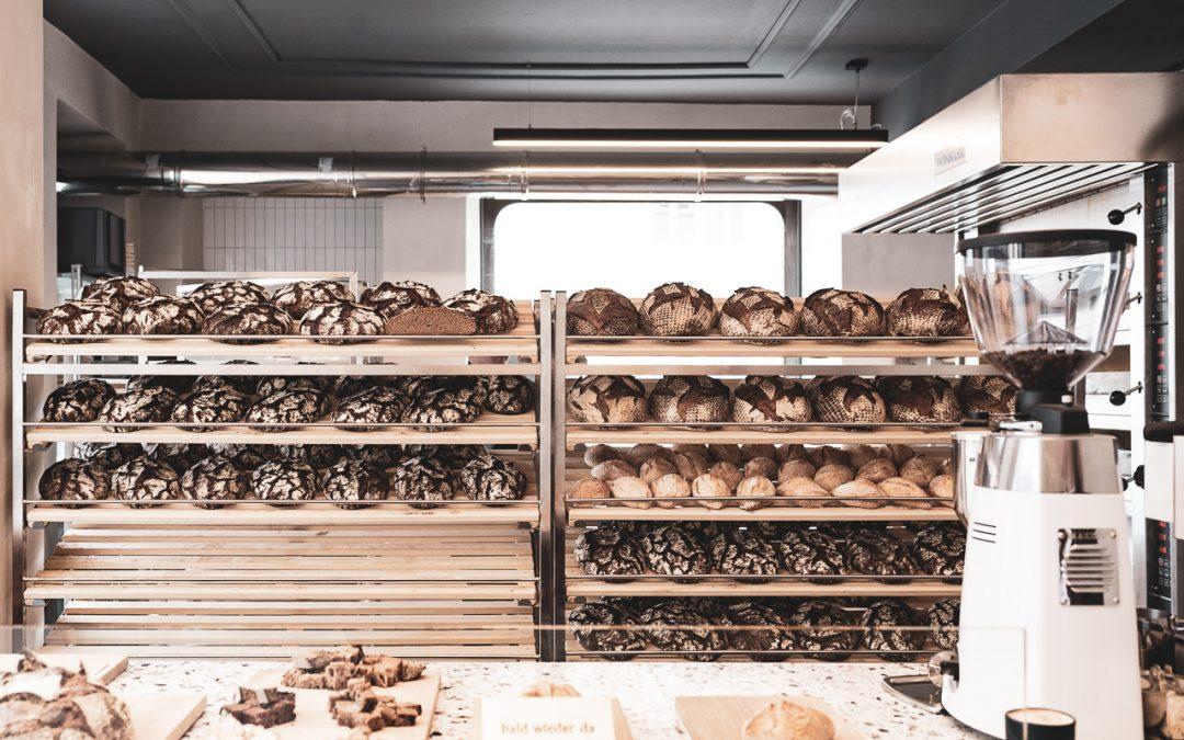 Brothandwerk – die gläserne Bäckerei