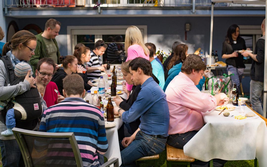 Wie man entspannt eine Grillparty organisiert