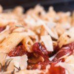 pasta ofentomaten vegetarisch 150x150 - Pasta mit Ofentomaten