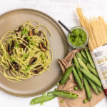 190825 erbsenpesto 6713 150x150 - Pasta mit Erbsenpesto und Pilzen