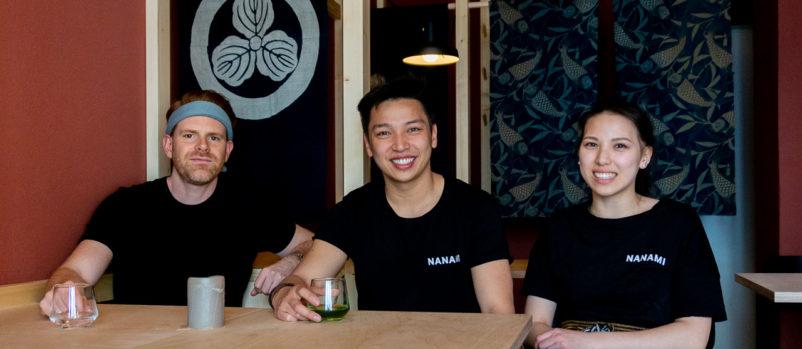 nanami 3 802x349 - Eine Restauranteröffnung in Zeiten von Corona