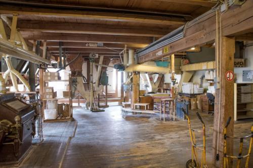 Berghofer Mühle in der südöstlichen Steiermark - Steirisches Kürbiskernöl