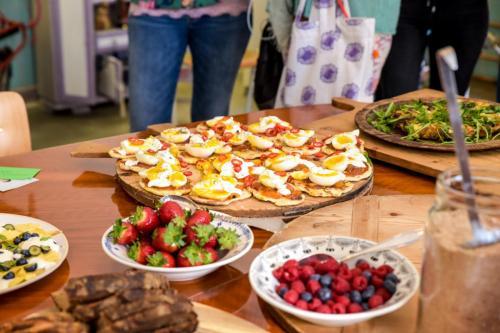 Gerichte aus dem neuen Kochbuch von Jamie Oliver. Jeweils mit max. 5 Zutaten.