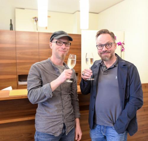 omoxx on tour - Thomas und Doc Joe RG